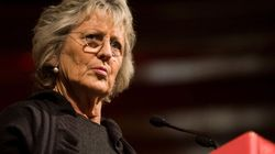 Germaine Greer Defends Her Stance On Transgender: 'I'm Not About To Walk On
