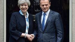 EU Leaders Agree 'Firm' Brexit Negotiating