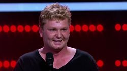 This Flamin' Fantastic Audition On The Voice AU Was Bloody