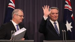 Scott Morrison Is Getting Between All The Premiers And A Bucket Of