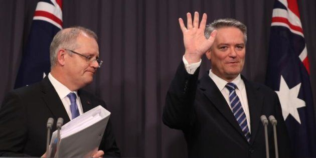 Treasurer Scott Morrison has thanked WA colleagues like Finance Minister Mathias Cormann for pressing...