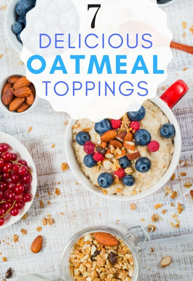 Never Have Boring Porridge Again Using These 7