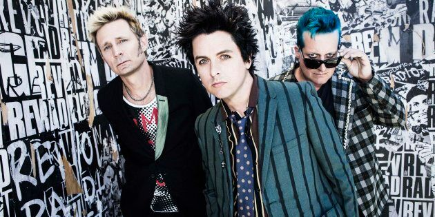 Green Day are back in