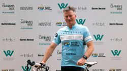 In Retirement, Steve Waugh Doesn't Do Things By