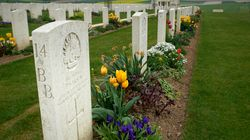 Aussie Diggers Laid To Rest In France 100 Years After Deadly WWI
