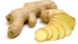 You've Been Peeling Ginger All