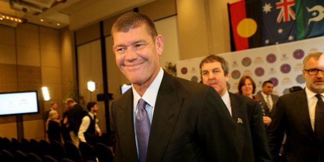 James Packer Acquires 20 Percent Ownership Interest In Nobu For US$100