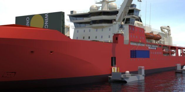 Breaking The Ice: Australia's New All-In-One Antarctic Ship