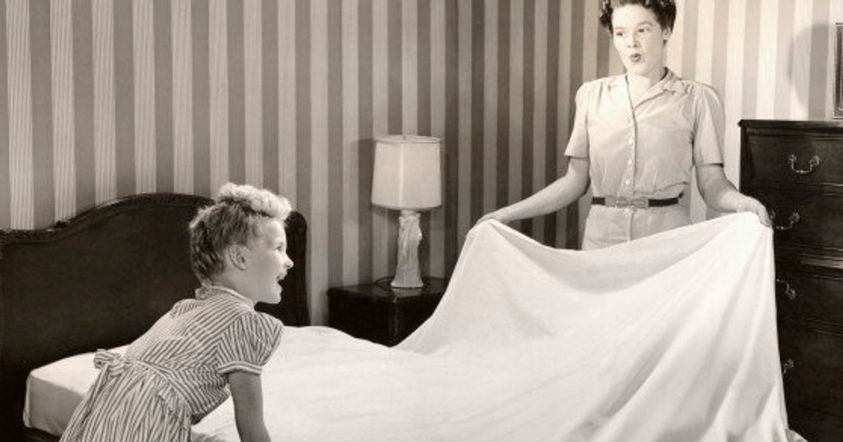 Teach Your Kids To Make Their Beds They Are The Ones Who Will Lie In Them Huffpost Australia