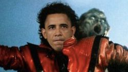 Barack Obama Singing Michael Jackson's 'Thriller' Is The Best Thing You'll See