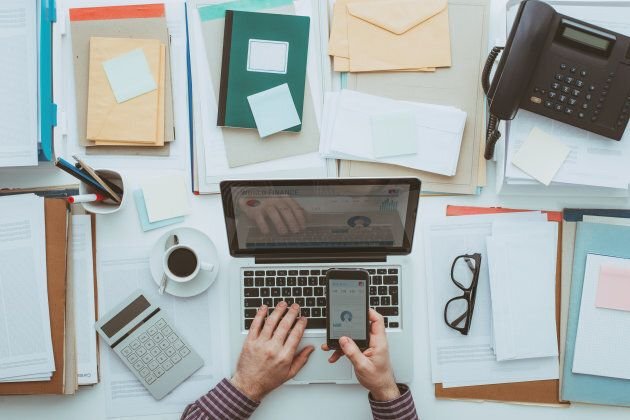 4 Easy Changes That Will Make Your Work Space More