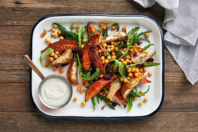 Freshen up your feast with this flavour packed