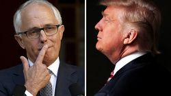Malcolm Turnbull Isn't Sure What Gift To Give Donald