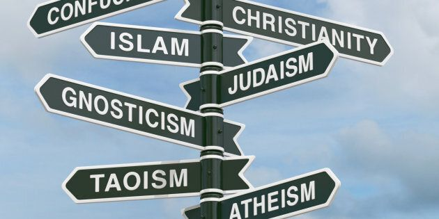 The trend towards secularism in progressive nations has advanced rapidly over recent