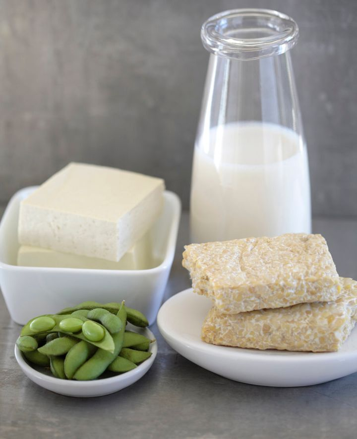 Opt for B12 fortified tofu, cereals and plant-based milks.