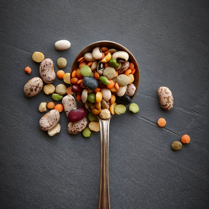 Legumes are a great source of protein, as well as gut-healthy fibre.