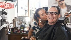 INXS Rocker Helps Launch Movember Across