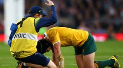 Why Giteau Gave Cheika A 'Gob-ful' During The RWC