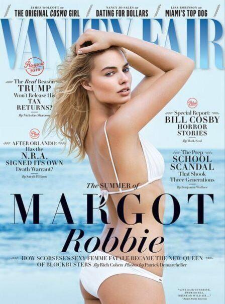 Margot Robbie Felt 'Aussie Pride' After That Vanity Fair