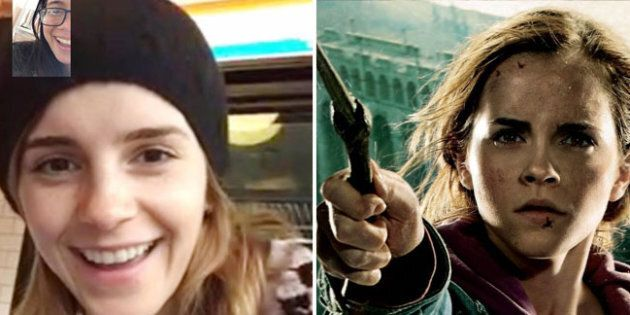 Emma Watson Helped A Fan Prep For An Exam Because She's The