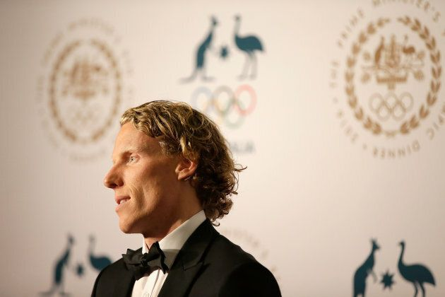 Olympic gold medallist and former pole vaulter Steve Hooker chairs the Athletes' Commission, which has...