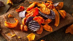 'Are Vegetable Chips Healthy?' -- And Other Snack