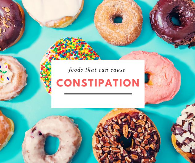 Foods That Can Cause Constipation (And How You Can Fix It