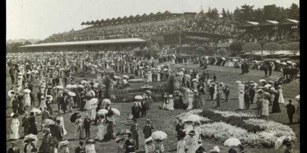 Female Jockey Cautioned At Flemington In