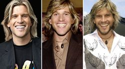 You Need To See Osher Günsberg's Hair Before He Was