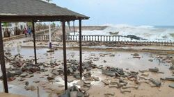 Thousands Flee As The Worst Cyclone In Decades Hits