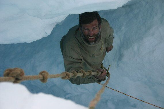 Adventurer Tim Jarvis Creates 25Zero To Raise Awareness About Disappearing Equatorial