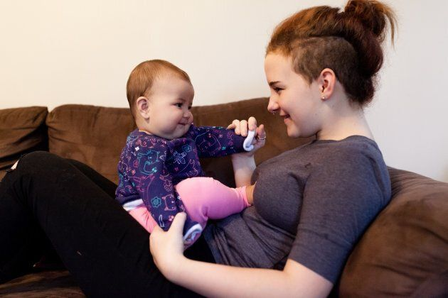 Lily is one of the mothers featured in Rewriting Motherhood. She was only 14 when she fell pregnant with...