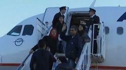 Greece Relocates First Refugees Under EU