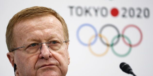 AOC supremo John Coates has been re-elected president of Australia's top sporting