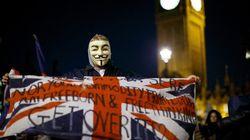 London Police Fear Violence At Million Mask