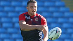 Sam Burgess Quits Bath And Heads Back To