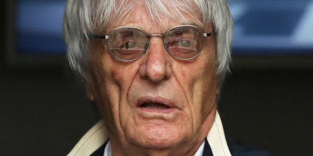 Aparecida Schunck, the mother-in-law of Formula One chief Bernie Ecclestone (pictured), has reportedly been kidnapped in Brazil.