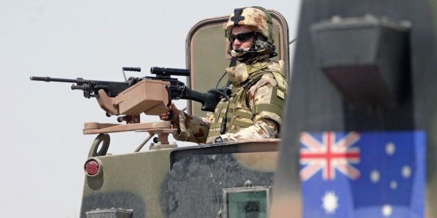 Australian soldiers with mental health conditions will receive extra support from new budget