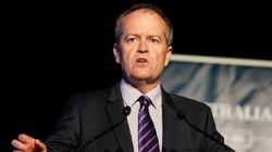 Shorten Attacks Turnbull On Tax: 'Not Innovative, Agile Or