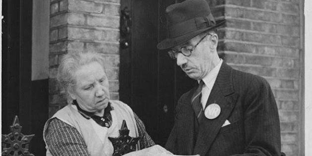 UK Population Survey Of 1939 Holds Secrets Of Pre-War