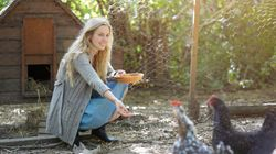 Raising Your Own Chickens Can Reduce Food Waste By A Tonne,