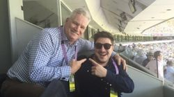 Mumford & Sons Singer Drops The F-bomb Live On Australian