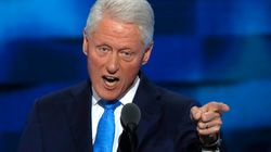 Bill Clinton Tells Democrats How He Met