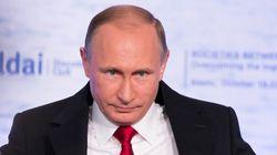Vladimir Putin Suspends Russian Flights To