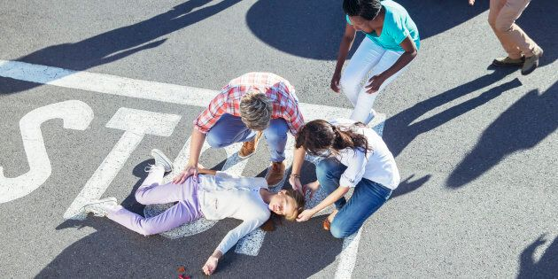 Why Every Parent Should Know Enough First Aid To Save A