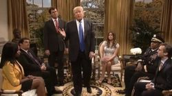 Saturday Night Live' Envisions A Trump White