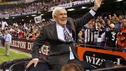 Much-Loved Footy Figure Lou Richards Dies, Aged