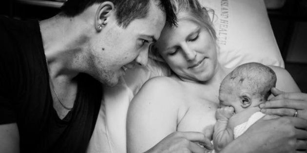 Birth Photographer Aims To Debunk 'Horror' Stories Surrounding