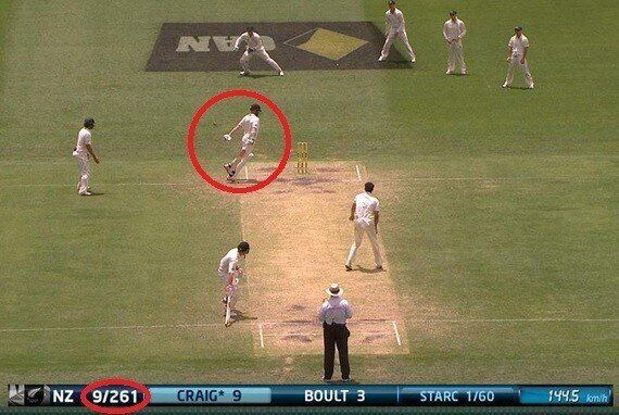Mitchell Starc Fined Half His Match Fee For Aggressively Pegging Ball During The First