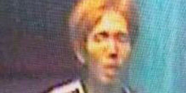 Queensland police are searching for this man who allegedly attacked a 20-year-old woman with a hammer...